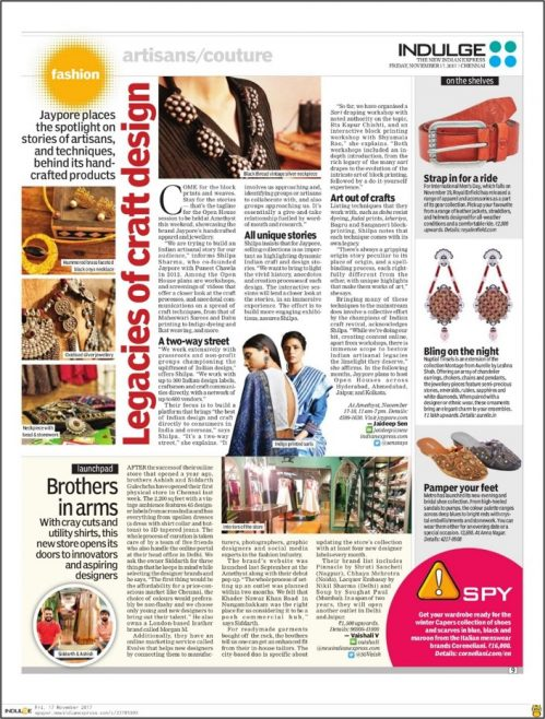 The New Indian Express-Indulge