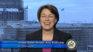 In a prerecorded video address presented at the event, Sen. Amy Klobuchar praised and thanked the education community for this important step in helping Minnesotans obtain the education they need and deserve.