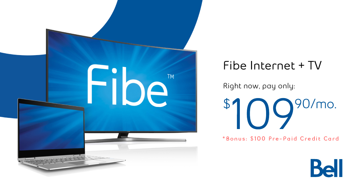 fibe interenet and TV