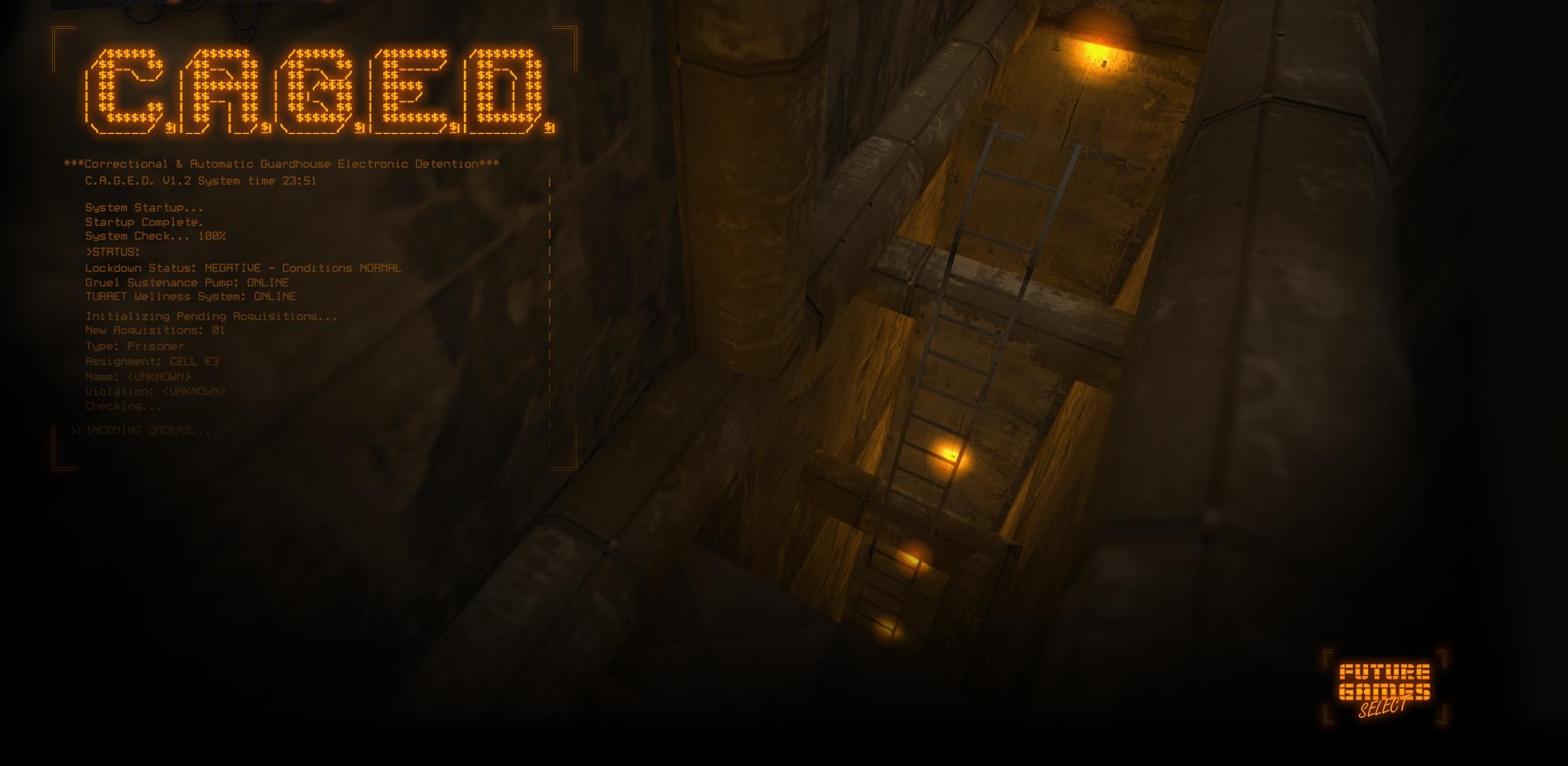 Half Life C A G E D Review Metrocop