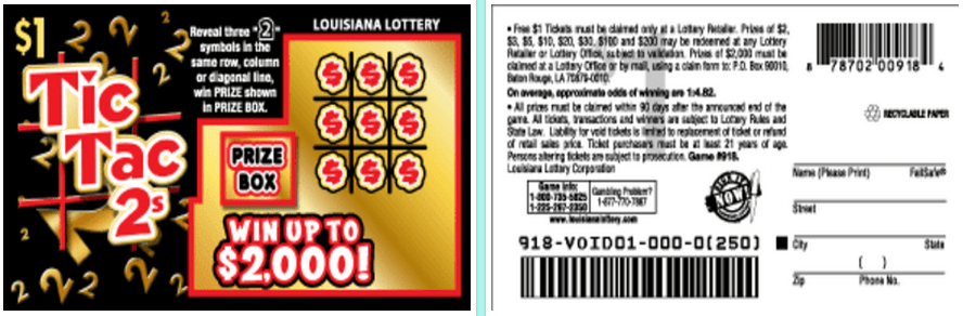 The lottery is a tax, an inefficient, regressive, and