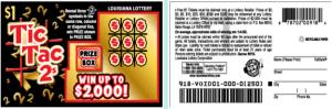 Misleading lottery odds