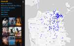 All San Francisco Film Locations Since 2013, Mapped