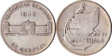 Belize Guatemala dispute coin