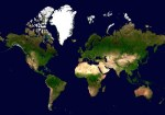 Your World Map is Hiding Something