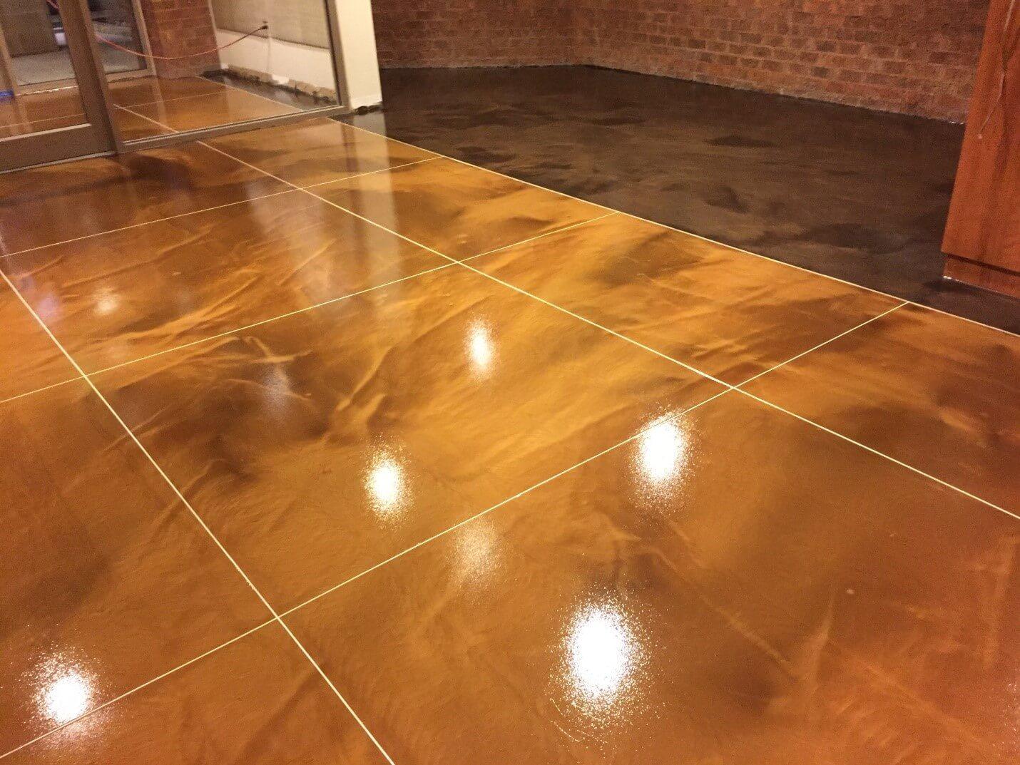 Epoxy Flooring Kitchen