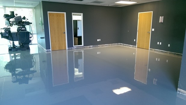 What Is The Best Epoxy Paint To Refinish A Garage Floor Metrocrete Concrete Flooring Contractors
