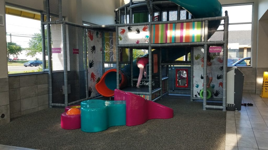 Warren McDonald's Playplace