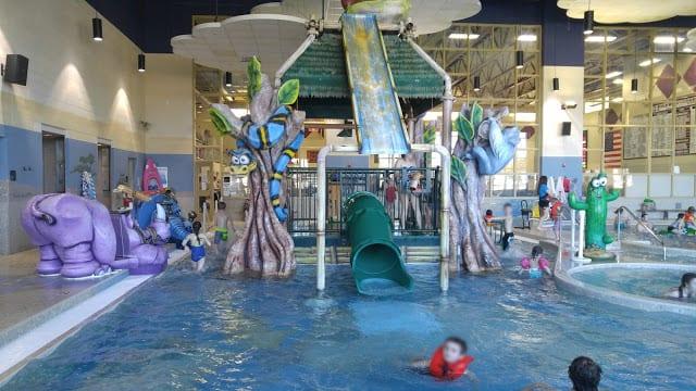 Milford High School Indoor Water Park ⋆ Metro Detroit Mommy