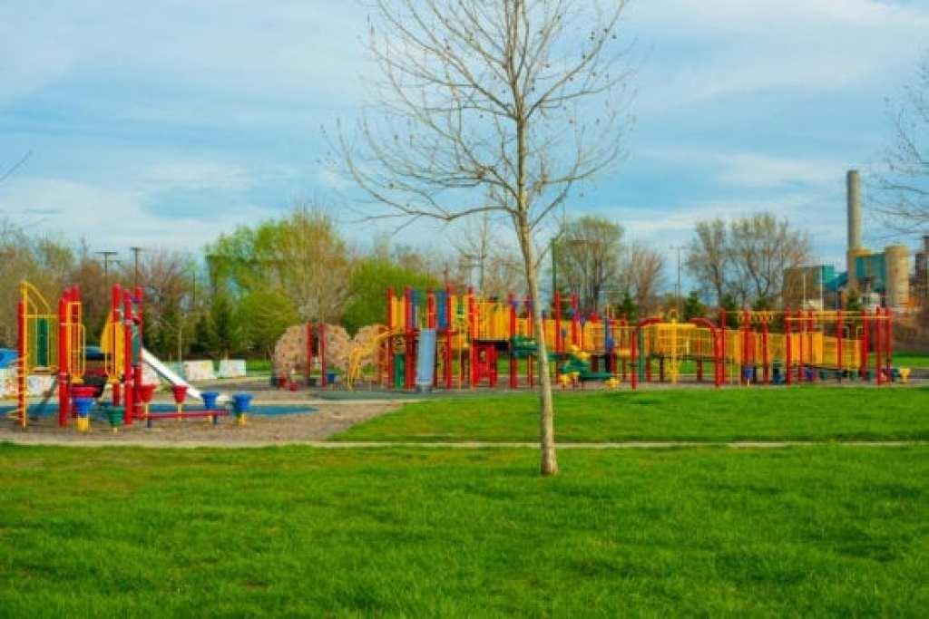 Delray Playground in Detroit Michigan