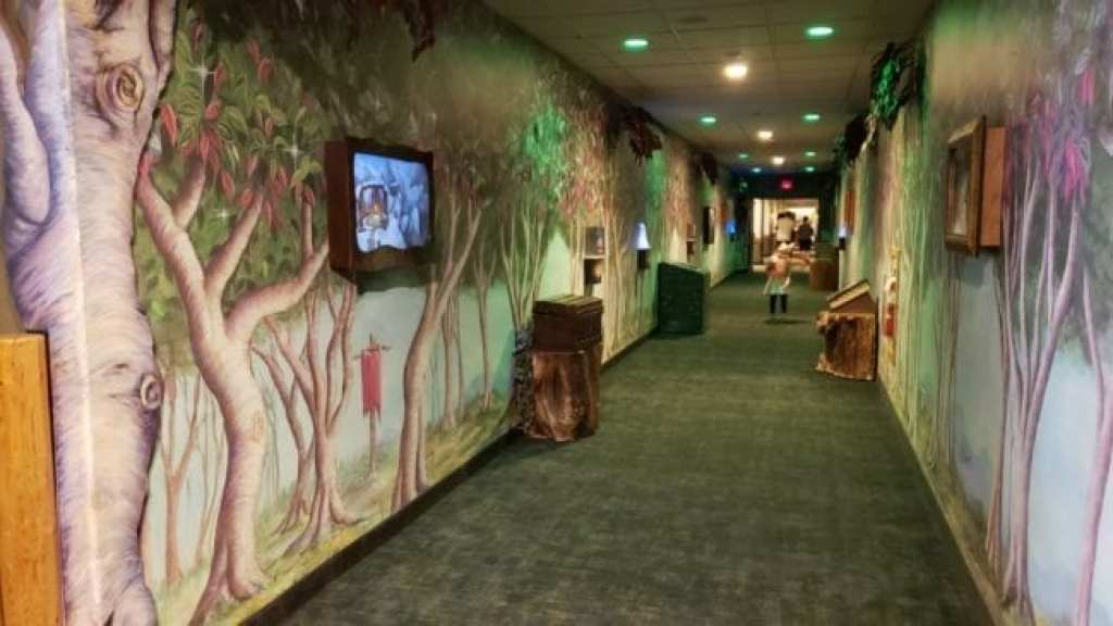 Great Wolf Lodge Pocono Mountains Magi-Quest