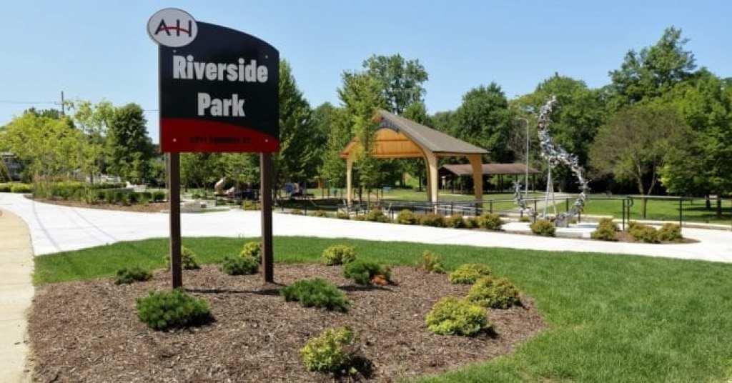 Riverside Park in Auburn Hills