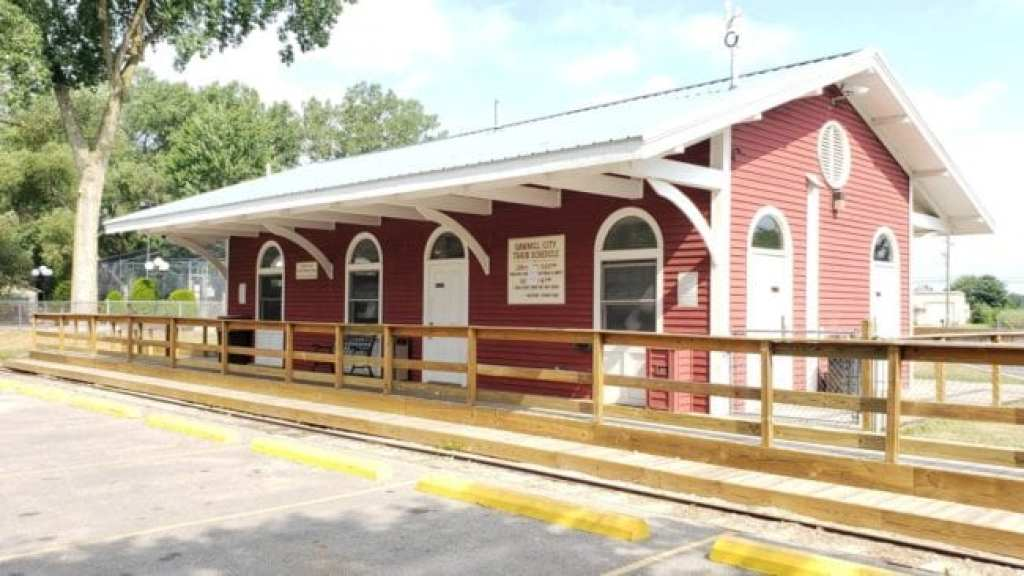 Koa train station