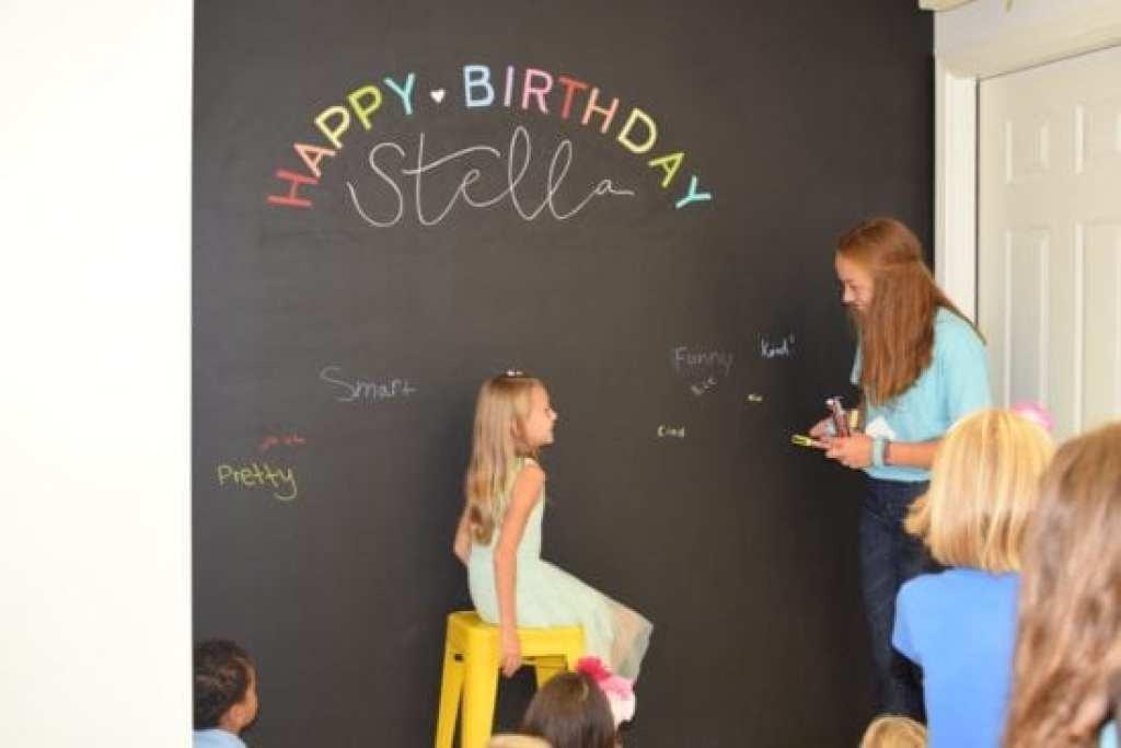 Birthday Girl Celebration