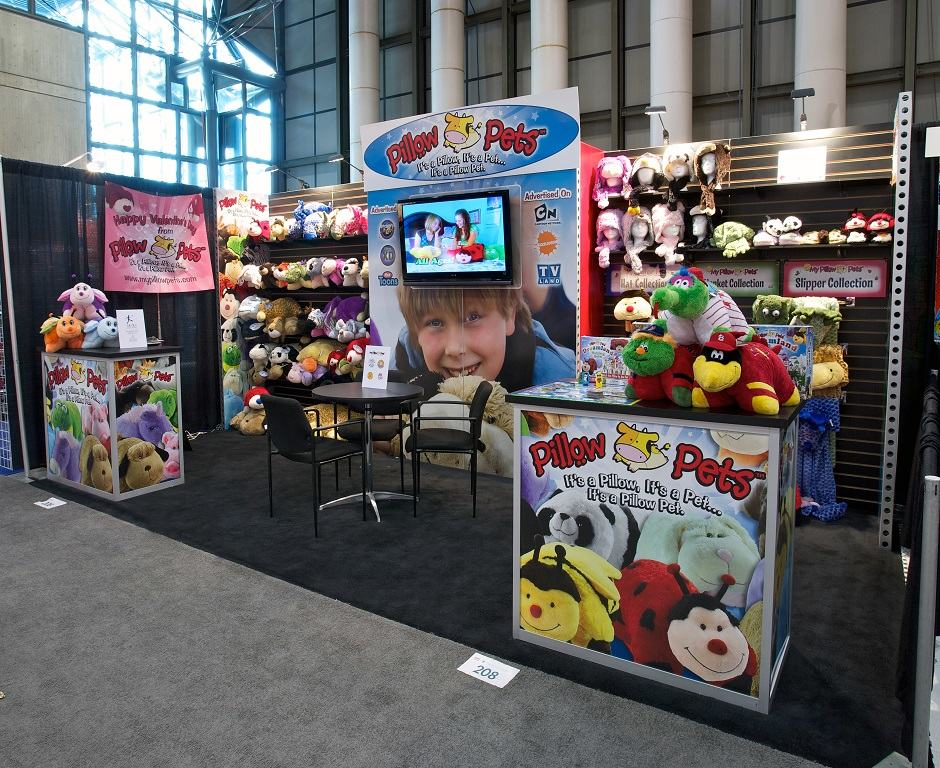 Entertainment Trade Show Display Ideas Custom Exhibits