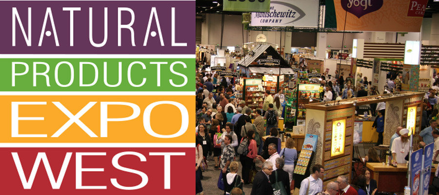 Natural Products Expo West Trade Show Displays And Exhibits