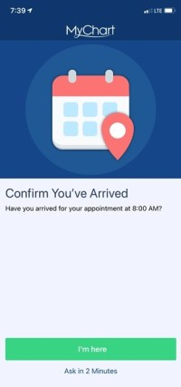 Mychart Metro Cleveland : mychart, metro, cleveland, Automatically, You've, Arrived, Appointment, MetroHealth, System