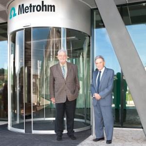 Hans Winzeler und Lorenz Kuhn