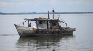 Kapal Tangkapan Polairud