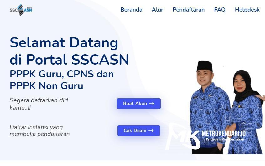 Penerimaan CPNS 2021