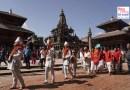 ललितपुरमा मनमानेश्वरी पायः जात्रा (खड्ग जात्रा) शुरु