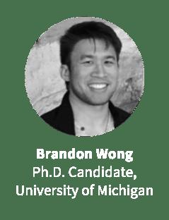 Brandon Wong Title