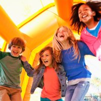 Bounce House Request & Payment