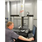 Frazer-Nash Enhances Inspection Capabilities with Aberlink Axiom Too CMM
