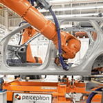 Perceptron Awarded European Multi-Plant Automotive Gauging Project
