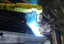 Riftek Launch Robotic Weld Seam Tracking and Measurement Solution