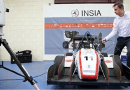 High-Speed Scanning Aids Race Car Development