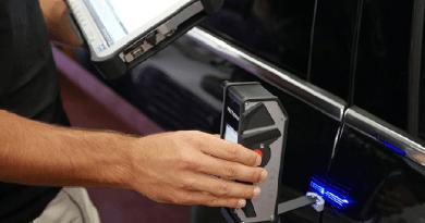 New Wireless Handheld Gap & Flush Measurement System Introduced