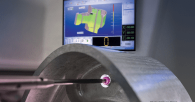 CMM Inspection Times Improved 3-Fold With Fully Automated 3D Inspection Station