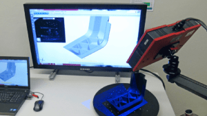 Optical 3D Metrology Plays Critical Role In Lightweight Components Development Process