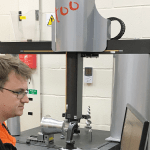 CMM Integral To Manufacturing Developments