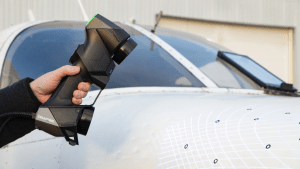 Creaform Launches Aerospace Industry HandySCAN AEROPACK