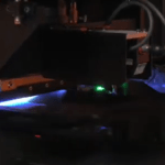 Integrated Laser Scanner Generates Topographical Map of Each 3D Printed Layer