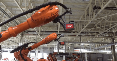 Chinese Robot Inspection Company Focused on Automated Automotive Quality Processes