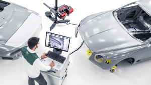 Measure Of Perfection : Bentley's In-House Metrology Team Under The Microscope