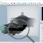 Virtual Computed Tomography Simulation Software