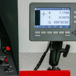 Starrett Introduces New Optical Comparators Digital Readout Systems