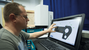 Profile Projector Masters Production Measurement Demands