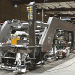 Fabrication Shop Increases Efficiency and Raises Throughput With Laser Projection and Laser Scanning