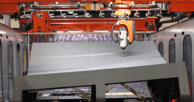 On-Machine Metrology Drives Efficiencies In Large-Scale Additive Manufacturing