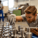 Redefining Quality Control With AI-Powered Visual Inspection