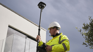 In-Field High Precision Portable GNSS Scanning Sensor Launched