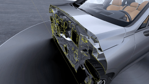 VR Applied to Automotive Design Quality Assurance Process