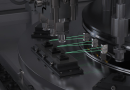 Compact Laser Distance Sensor with Gyro Monitor Function