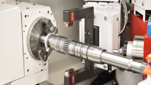 Studer Machine Measures Grinding Process Using Laser