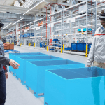 Augmented Reality Increase Efficiency in Logistics Planning at Audi